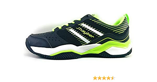 Zapatilla JŽHayber Tactos Black: Amazon.es: Zapatos y complementos