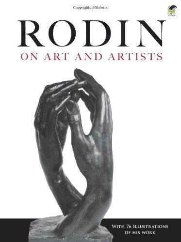 Rodin on Art and Artists (Dover Fine Art, History of Art)