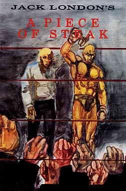 Piece of Steak, A #1 VF/NM ; Tome comic book