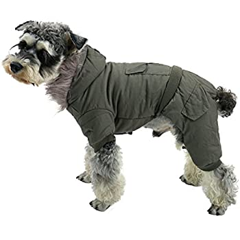 Amazon.com : Casual Canine Snowsuit for Dogs, 20' Large