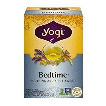 Yogi Bedtime Tea 0.85oz 16 count