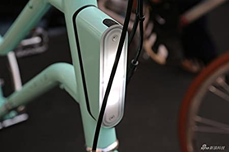 Bicicleta Eléctrica UMA Open_ Motor 200W - Display LCD con 3 niveles de ayuda - Velocidad máx 25km/h - verde manzana: Amazon.es: Deportes y aire libre