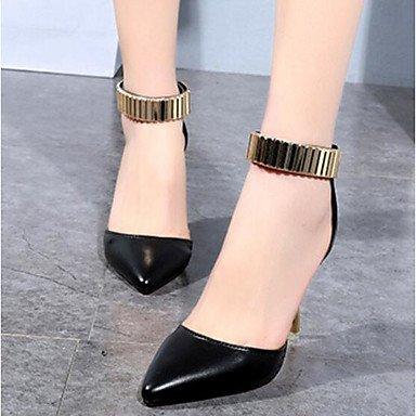 à Automne Chaussures Polyuréthane Noir Plat Décontracté Femme Confort ggx Talons Beige Confort black LvYuan Printemps Uwn8StqxA
