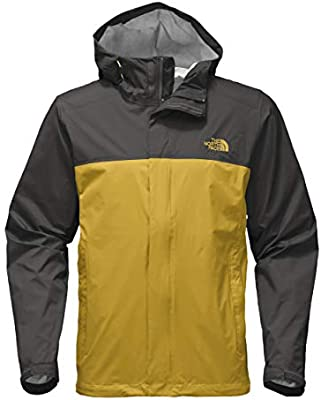 2193783e5 Amazon.com  The North Face Men s Venture 2 Jacket - Arrowwood Yellow ...