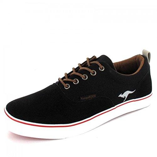 KangaRoos Sneaker K VO I, Farbe: Schwarz