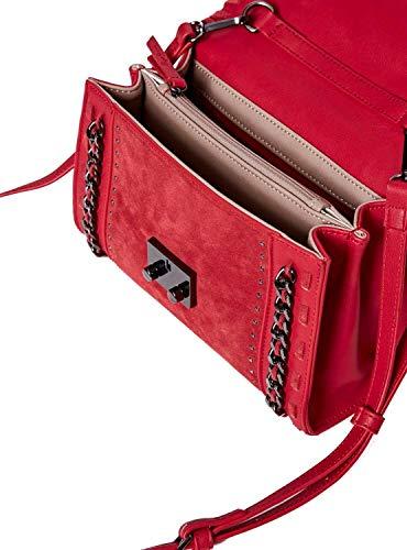 Jeans Pepe rojo Kassandra Rojo Bolso qwZwaAxU0