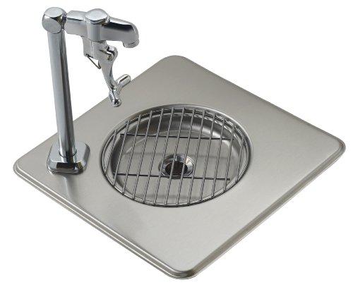 Krowne Metal WS-1 Drop-In Glass Filler Station 12.5