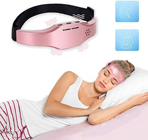 UMATE Head Massager,Sleep Instrument,Electric Head Massager,Electric Massager Portable,Sleep Massage Instrument Treat Insomnia,Relieve Headache Relaxing Apparatus