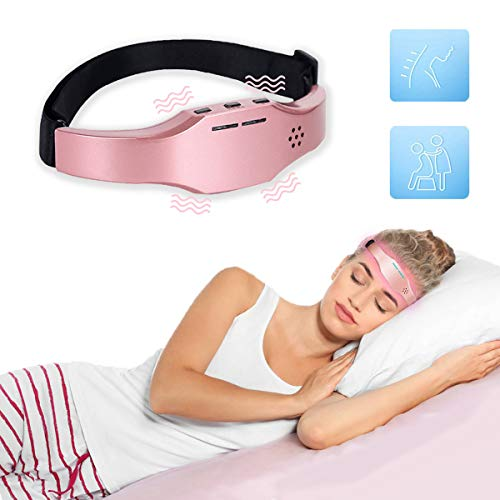 UMATE Head Massager,Sleep Instrument,Electric Head Massager,Electric Massager Portable,Sleep Massage Instrument Treat Insomnia,Relieve Headache Relaxing Apparatus