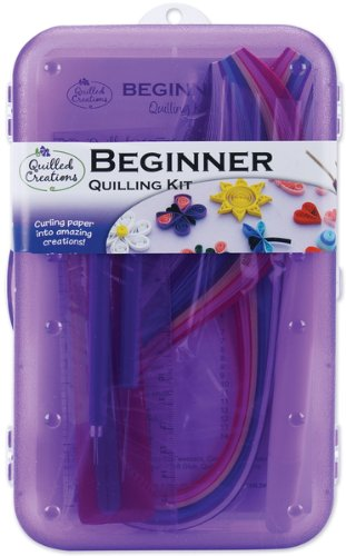 Beginner Quilling Kit 1 pcs sku# 662532MA by Quilled Creations