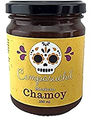 Cempasuchil Chamoy Sauce, 250 g, brown, 250ml (Pack of 1)