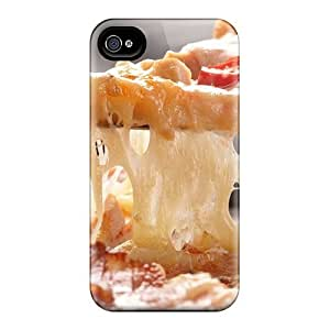 Iphone 4/4s Case Cover Hot Pizza 2 Case - Eco-friendly Packaging