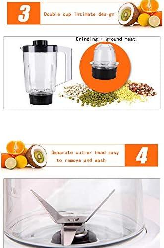 Juicer Cup Personal Blender Smoothie Maker Processor para Alimentos para Bebés Verduras Y Frutas para Oficinas Escuelas De Viajes Al Aire Libre.