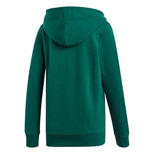 Adidas veruni Mujer Hoodie Trefoil Verde Sudadera rXwSrUx