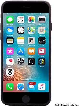 Apple iPhone 8 64GB Space Gray - Fully Unlocked (Renewed)