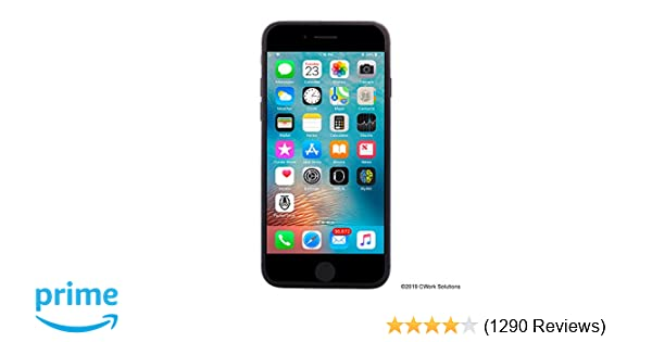 Apple iPhone 8, 64GB, Space Gray , Fully Unlocked (Renewed)