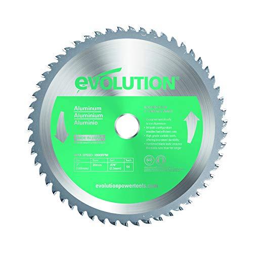 Disco Sierra Evolution Corte De Aluminio 180al 7p X 54d