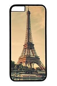 Architectural Landscape-Paris Eiffel Tower Slim Hard Cover For Iphone 5/5S Cover Case PC Black Cases