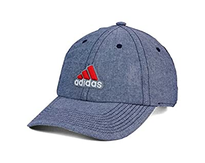 adidas Men's Ultimate ll Chambray Blue Adjustable Cap