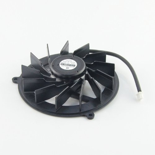 CPU Fan For HP Pavilion ZD7000 ZD7100 ZD7200 ZE1100 NX9500 D47551 series (A Pair,two fans are included in the parcel) (Pavilion Zd7000 Series Notebook)
