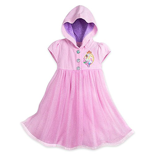 Disney Princess Swim Cover-Up for Girls - Size 3 Pink