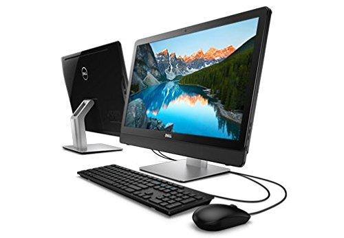Fast Inspiron 3459 FHD 24 Inch (1920 x 1080) All in One Computer PC (Intel Core i3-6100U, 8GB Ram, 500GB HDD, HDMI, Camera, WiFi, DVD-RW) Win 10 Pro (Renewed)