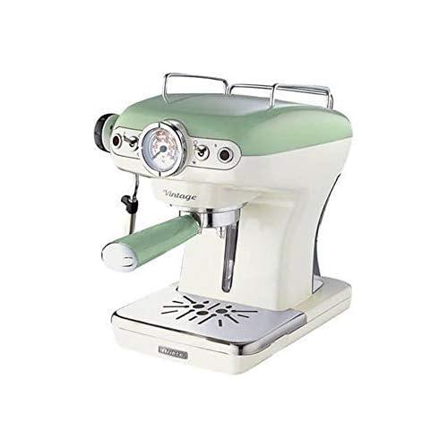 chollos oferta descuentos barato Ariete 1389 Cafetera espresso vintage 900 W 2 Cups plástico Verde