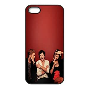 Clzpg Durable Iphone5,Iphone5S Case - The Vampire Diaries diy case cover