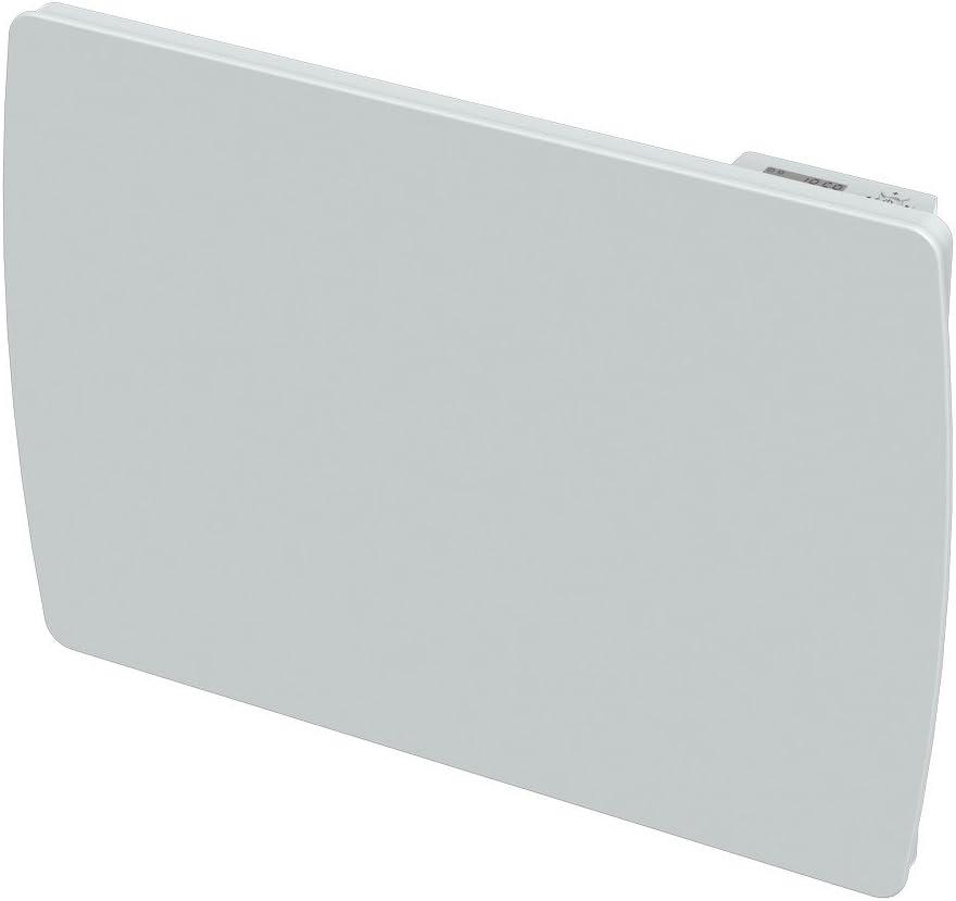Cayenne 49590Radiador por inercia cerámica cristal LCD 1000W Blanco