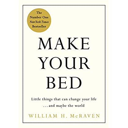 Make Your Bed: Small things that can c