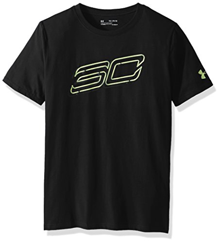 Under Armour Boys SC30 Always On Short Sleeve Tee