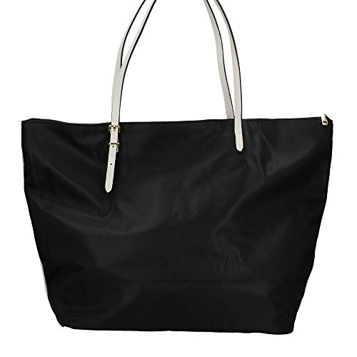 Borsa Shopping grande Y Not Linea Bali colore Nero