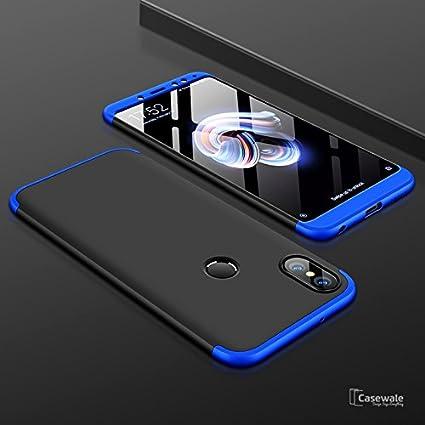 official photos 74760 d36b3 Winkel® Xiaomi Redmi Note 5 Pro Case, GKK Full: Amazon.in: Electronics