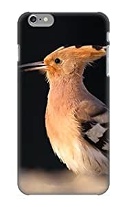 Armandcaron Snap On Hard Case Cover Animal Hoopoe Bird Protector For Iphone 6 Plus