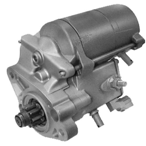 DB Electrical SND0217 Starter For Toyota 4Runner 3.4L 3.4 96 9 98 99 00 01 02, T-100 Pickup 3.4L 3.4 95-98, Tacoma 3.4L 3.4 1995-2004, Tundra 3.4 3.4L 2000-04/1.8KW /28100-62030/22800-4080
