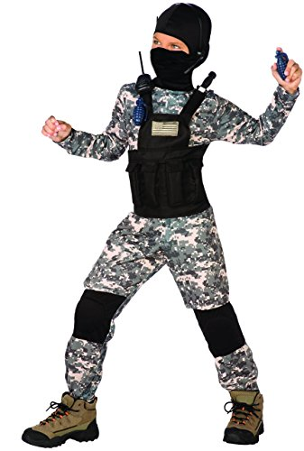 Palamon Navy Seal Costume -