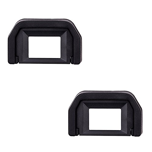 JJC Eyepiece / Eyecup / Eye Cup Viewfinder for Canon EOS Re