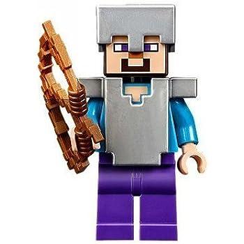 Lego Minecraft Minifigure Herobrine