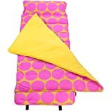 "Wildkin Big Dots Hot Pink 50"" Nap Mat"