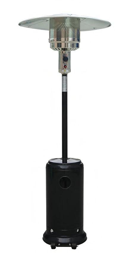 BIOCALOR Calentador Estufa Exterior - Jocel JAT011886 Butano/Propano Potencia Calorífica 13KW/h,