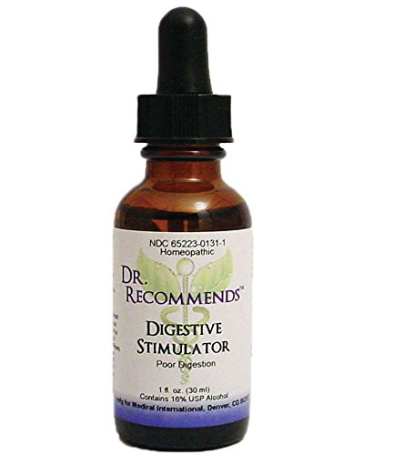 Dr. Recommends Digestive Stimulator 1 oz by Mediral