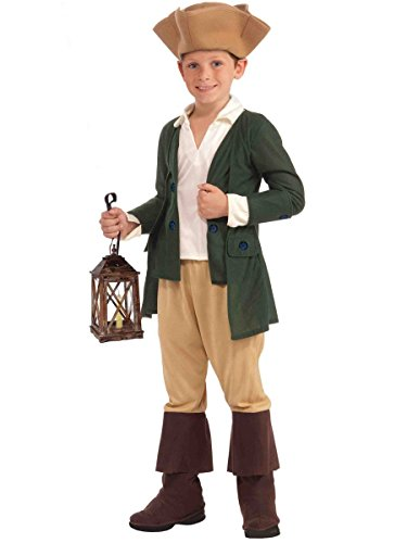Paul Revere Costume for