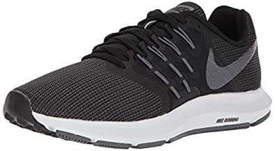 Nike Womens 909006 Run Swift Black Size: 5.5