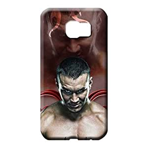 samsung galaxy s6 edge case Protector colorful phone carrying covers randy orton