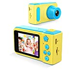 """Best Digital Camera For Kids Age 10s - ADLOASHLOU New 2"""" Kids Camera Kid Gift Toy Review"""