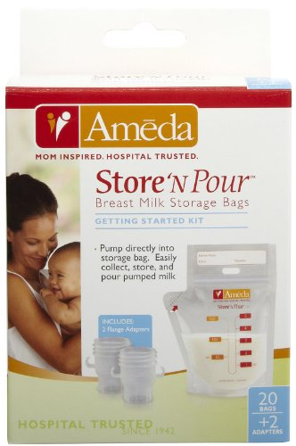 Ameda Storage Bag Adapter - 2