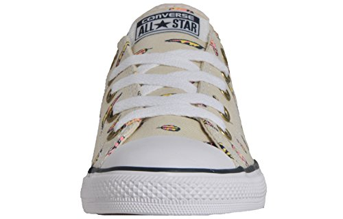 Da Donna Converse Sneakers Beige As Ox Dainty wqIIp041
