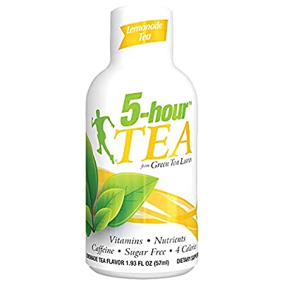 5-hour Green TEA – Lemonade Flavored