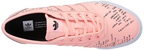 Adidas Originalals Mens Adi-ease Classificata Fashion Sneaker Haze Coral Black / Blue Bird