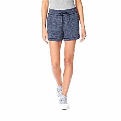 32 Degrees Ladies' Fleece Lounge - Yoga - Active - Casual - Lounging - Running - Travel - Shorts for Women/ Girls